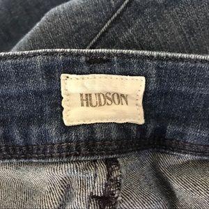 Hudson Jeans Jeans - Hudson Collin Flap Pocket Skinny Ankle Jeans Sz 29